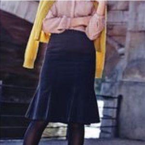 Boden • Velvet Skirt Sz 2